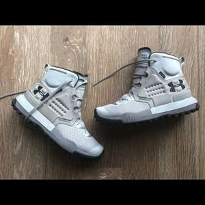 Under Armour Shoes - Under Armour UA Michelin GoreTex Hiking Boots Sz 7 7e5358a55